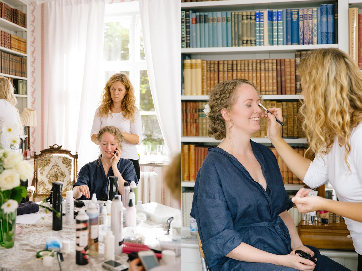 brollopsfotografering-ortofta-slott-maria-o-photo-forberedelser-smink-har-3